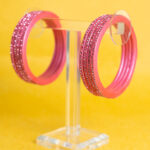 Baby Pink - Colour to Colour Lac Bangle