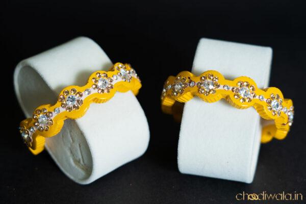 Yellow-Cream – Zig-Zag Kada