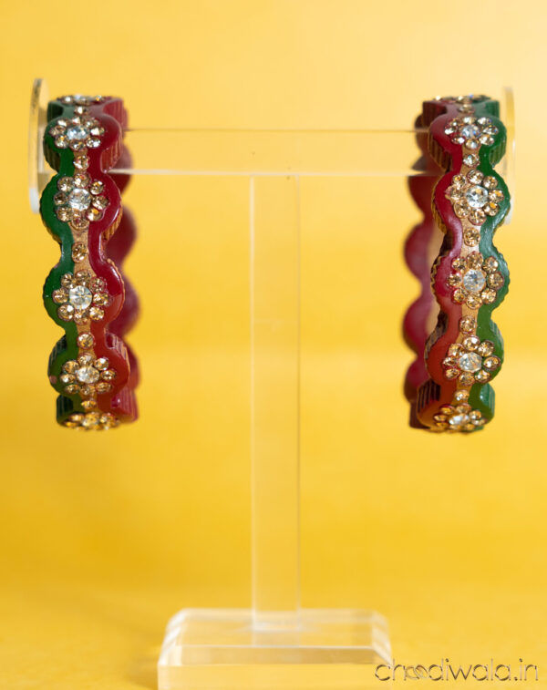 Red-Green – Zig-Zag Kada