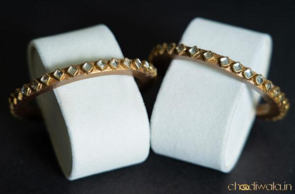 Golden – Diamond Full Kundan Lac Choodi