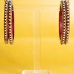 Red - Pulse Beads Lac Choodi